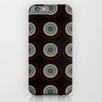 Stained Glass Trip iPhone 6 Slim Case
