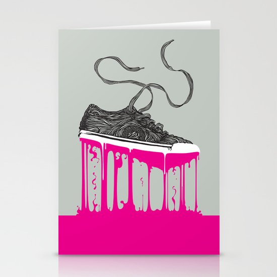 Weightless Living Stationery Card
