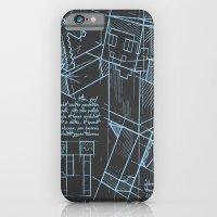 Plan Mine iPhone 6 Slim Case