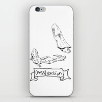 (Ass) Ension iPhone & iPod Skin