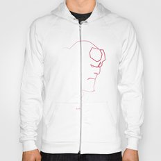 One line Boy from Hell Hoody