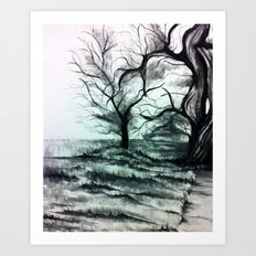 Fair Oaks Art Print
