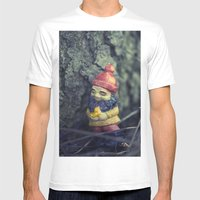 This Tree... Makes Me Ha… Mens Fitted Tee White SMALL