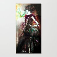 Phoenix 1 Canvas Print