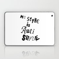 Anti Style Laptop & iPad Skin