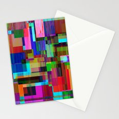 Cubist Candy Stationery Cards