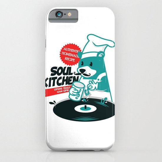 Soul Kitchen iPhone & iPod Case