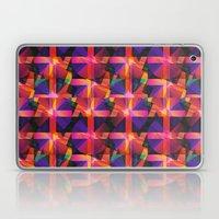 Abstract blocks pattern 2 Laptop & iPad Skin
