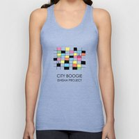 CITY BOOGIE  by ISHISHA PROJECT Unisex Tank Top