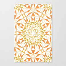 Love Triangle 5 Canvas Print
