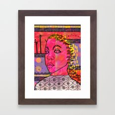 169. Framed Art Print