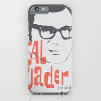 iPhone & iPod Case featuring CAL TJADER by Carlos Hernandez