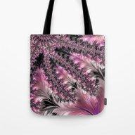 Funky Fun Elegant Femini… Tote Bag