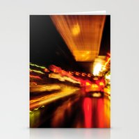 City Lights IV Stationery Cards