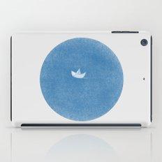 into the sea iPad Case