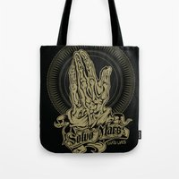 Total Recall inspired print Tote Bag