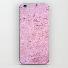 Marble - Pink iPhone & iPod Skin