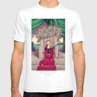 The GOOD Morty Mens Fitted Tee White SMALL