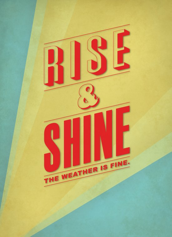 Rise&Shine Canvas Print
