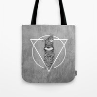 One Eyed Tote Bag