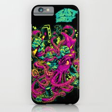 GORILLA VS. ARCHITEUTHIS iPhone 6 Slim Case