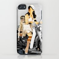 CardinalsRoller Collage iPod touch Slim Case