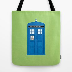 DOCTOR WHO. Tote Bag