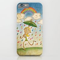 iPhone & iPod Case featuring Rain by José Luis Guerrero