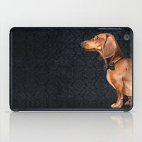 Portrait Of An Elegant D… iPad Case
