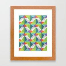 TRI Framed Art Print