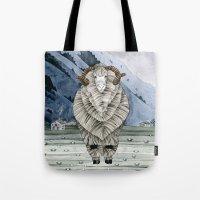 One Sheep Tote Bag