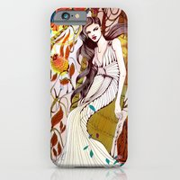 Fall Long Dresses  iPhone 6 Slim Case