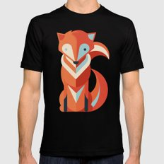 Fox SMALL Mens Fitted Tee Black