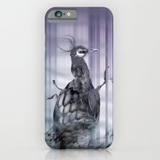 A perfect day between peacock! iPhone 6 Slim Case