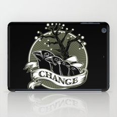 Darwin's Finches iPad Case
