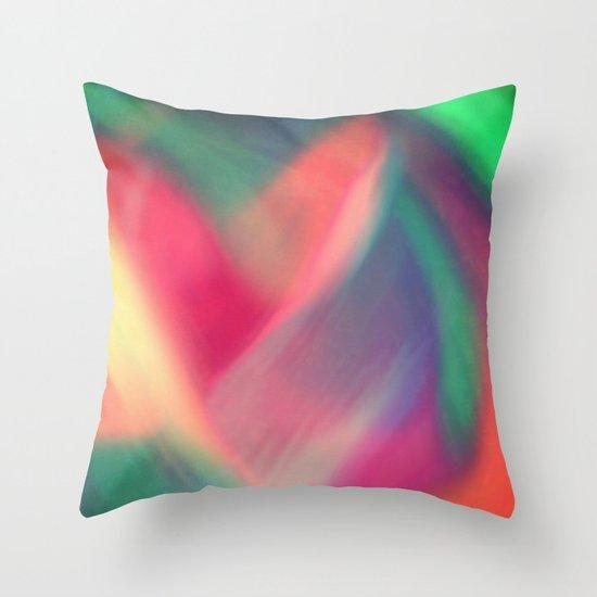 Enlightened Heart Throw Pillow