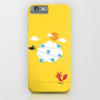 iPhone & iPod Case featuring The Escape by W.H.Tham