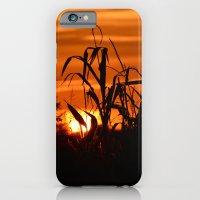 Silhouttes in a Sunrise iPhone 6 Slim Case