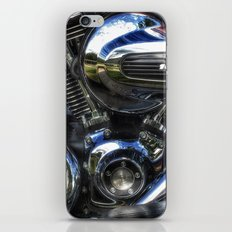 Power and Pipes iPhone & iPod Skin