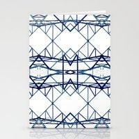 Blue Iron II Stationery Cards