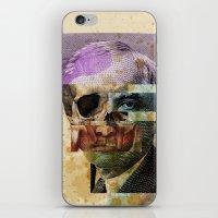 Nustlia iPhone & iPod Skin