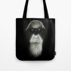 Debrazza's Monkey Square Tote Bag