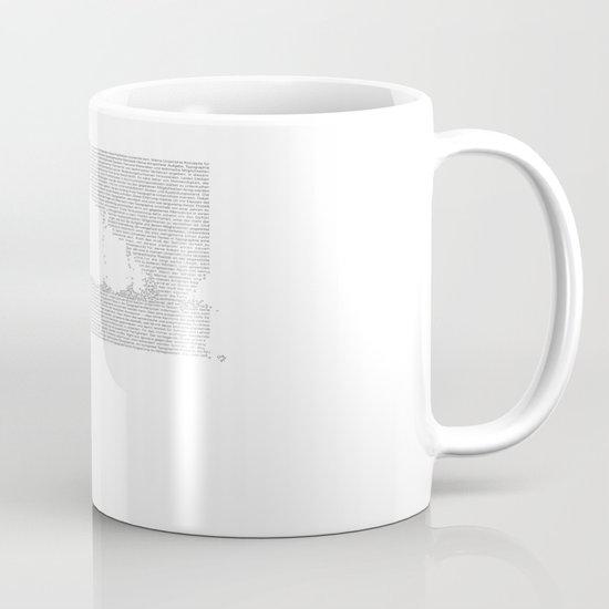 Erosion & Typography 3 Mug