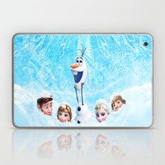 FROZEN OLAF  Laptop & iPad Skin
