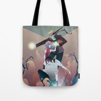 Nothing But Death Tote Bag