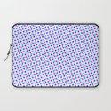 PINK & BLUE DOT Laptop Sleeve
