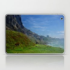 Misty Cliffs Laptop & iPad Skin
