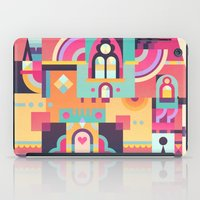 Structura 6 iPad Case