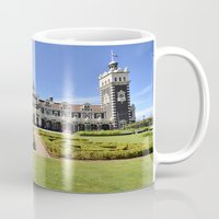 Dunedin Train Station Mug