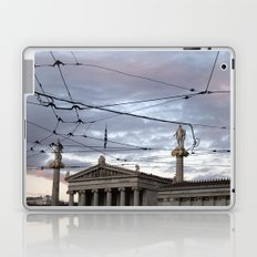 Wired Sky Laptop & iPad Skin